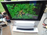 Panasonic Viera 42 inch HD Plasma TV ★ Inc Factory Floor Stand and Remote ★ Very Good Condition ★