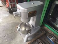 CATERING COMMERCIAL 20LT TYPE DOUGH MIXER FAST FOOD BAKERY KITCHEN PATISSERIE TAKE AWAY SHOP CAFE