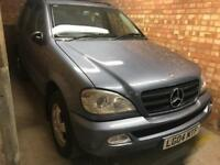 Mercedes ML 350 7 seater