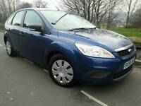 FORD FOCUS 1.6 TDCI STUDIO 2008 58'REG*NEW SHAPE*FSH*CHEAP TAX+INSURANCE*SUPERB CONDN*#FIESTA#ASTRA