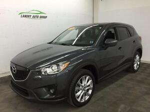 2014 Mazda CX-5 CX-5 GRAND TOURING Under Full Mazda Warranty