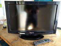 "Panasonic 26"" Viera Digital Freeview LCD TV - Great condition"