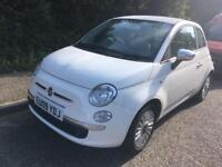 XXSUPER COOL FIAT 500 2009 1.2 POP JUST MOTD IMMACULATE ONLY£2250