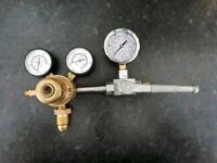 Nitrogen gas gauge