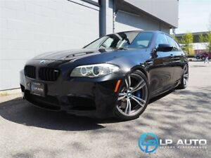 2013 BMW M5 Only 41000kms! Local! No Accidents! Easy Approvals