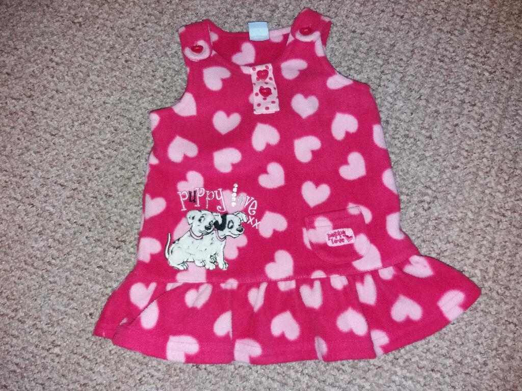Disney baby girl dress 6-9 mths