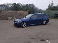 BMW 525d Estate E61 Auto Msport Urgent Sale