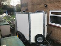 Ifor Williams Box Trailer BV85