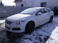 2011 Volkswagen CC R LINE TWO SETS OF WHEELS 1 OWNER