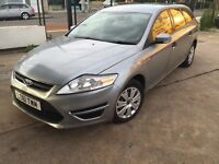 Ford Mondeo 2.0 Edge TDCi 5dr Estate model 2012, 12 months mot only 5999