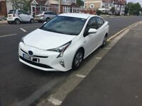 PCO CAR HIRE RENT BRAND NEW 18 REG TOYOTA PRIUS WITH FULLY COMPREHENSIVE INSURANCE **UBER READY**