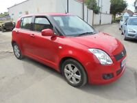 Suzuki Swift 1.5 GLX 5dr, 2008 (08), cheap to run