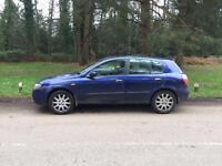 2003 Nissan Almera 1,5 litre 5dr 10 months mot