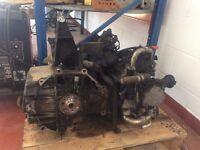 2011 VOLKSWAGEN TRANSPORTER 2.0 T28 TDI KOMBI Diesel Engine CAAA