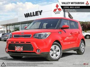 2015 Kia Soul LX- AUTOMATIC, POWER WINDOWS/LOCKS