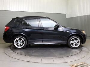 2014 BMW X3 XDRIVE M SPORT MAGS TOIT OUVRANT CUIR West Island Greater Montréal image 4
