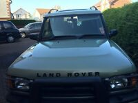 Land Rover DISCOVERY2. £2990