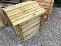 Beehive Composter. New. Built.