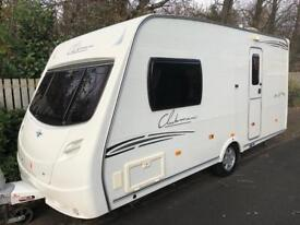 2 berth 2008 lunar clubman 475 ck. In excellent condition. BARGAIN WITH EXTRAS