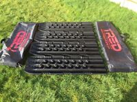 TRED Traction Boards - Perfect for any expedition vehicle or 4x4 Landrover etc