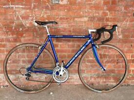 LIGHTWEIGHT ALUMINIUM ROAD RACING BIKE IDEAL STUDENT COMMUTER BICYCLE COURIER DELIVEROO