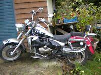 MotorBike. 125.