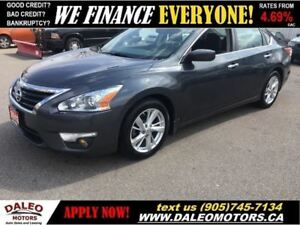 2013 Nissan Altima 2.5 | NAVIGATION | SUNROOF | 1 OWNER