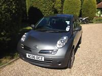 2006 Nissan micra only 67000