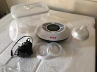 Nuby electric breast pump 20 Ono