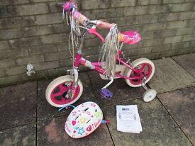 """girls 12"""" bicycle"""