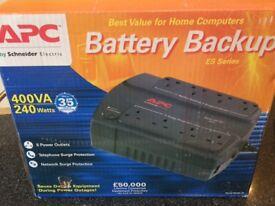 APC Battery Back Up