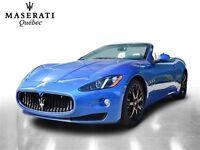 2013 Maserati GranTurismo Convertible Sport - Maserati CPO