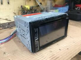 Pioneer Mixtrax AVH-X3800DAB Touchscreen Radio - double din