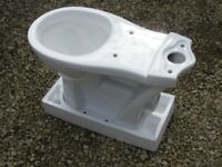 AKW toilet and cistern