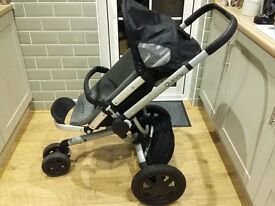 BARGAIN!!! Quinny Buzz pushchair with raincover. Have optional carrycot & maxi cosi carseat