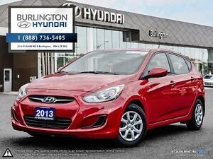 2013 Hyundai Accent GL H PROMISE HYUNDAI CERTIFIED PREOWNED