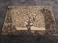 Klimt - The Tree of Life - Large Canvas Print