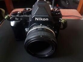 Nikon Df boxset SIGMA ART