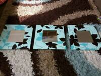 Mirror set x3