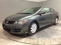 2010 Honda Civic DX-A COUPE A/C