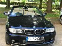 Bmw 330ci facelift convertible