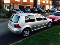 Golf GTI Turbo 3 Door in excellent condition inside & out mot e/w alloys recent c/belt w/p px poss