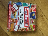Caption It Card Game in Very Good Condition.