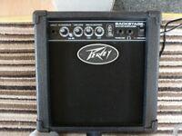 PEAVEY (BACKSTAGE ) GUITAR AMP