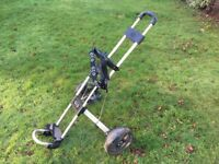 Golf trolley - GEO Zero Gravity Balanced golf trolley