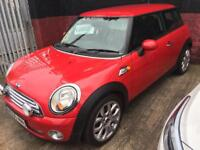 Mint Mini Cooper new shape fsh £800 just spent