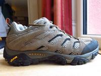 Walking/hiking shoes. Merrell Moab Ventilator