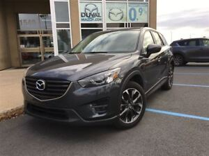 2016 Mazda CX-5 GT + CUIR + TOIT OUVRANT + GPS