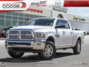 2015 Ram 2500 LARAMIE | UCONNECT | HEATED STEERING WHEEL