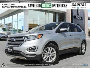 2015 Ford Edge SEL AWD *Push-Remote Start*